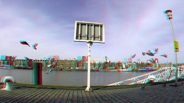 Noordereiland Rotterdam 3D GoPro