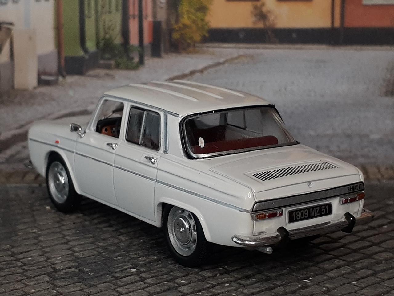 Renault 10 Major – 1968