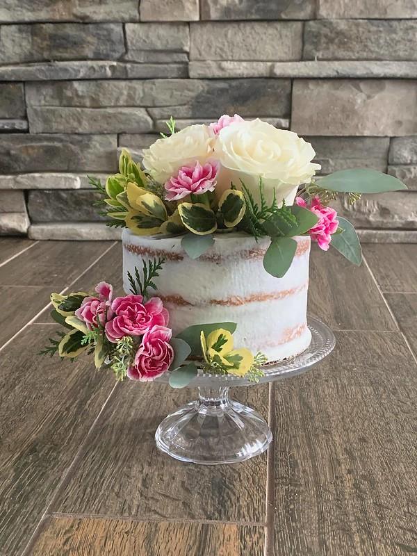 Cake by V's Heavenly Cakes