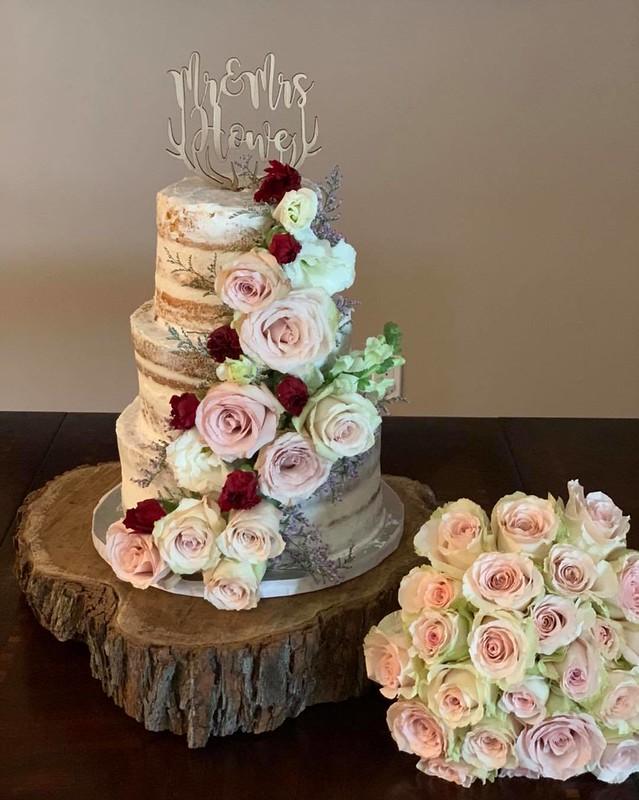 Cake by Peggy's Cakes RGV