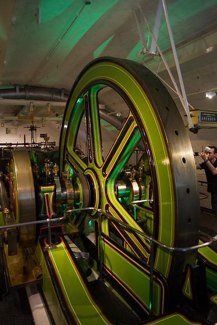 Tower Bridge 125 - Engine room