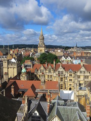 Oxford, Oxfordshire, Angleterre, Royaume-Uni.