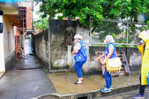 20.02.21-Prefeitura de Manaus faz busca ativa para localizar idosos que ainda precisam ser vacinados contra a Covid-19