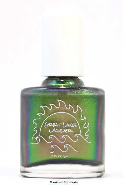 Great Lakes Lacquer I Have Been Her Kind