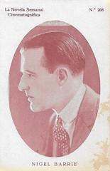 Nigel Barrie
