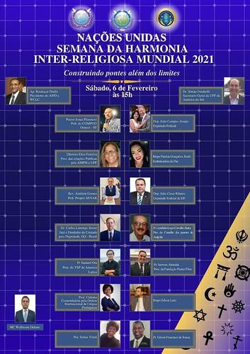 Brazil-2021-02-06-UPF and IAPD-Brazil Honor UN World Harmony Week