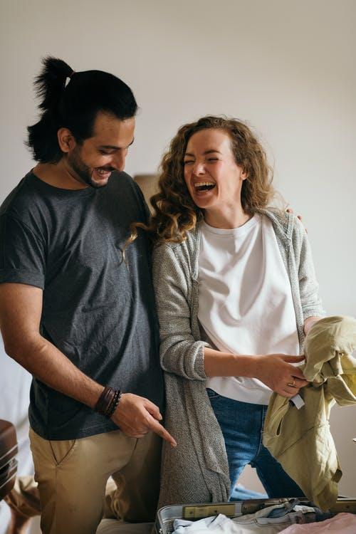 Pack smart for honeymoon trip