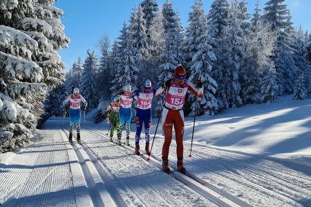 Jizerská 50 – na lyžích bez lyže