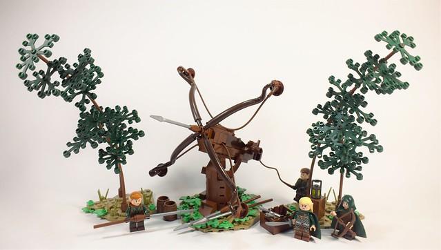 Elven windlance