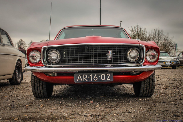 1969 Ford Mustang - AR-16-02