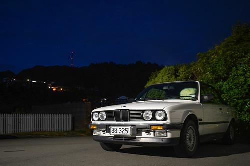 <p>1988 BMW 325i</p>