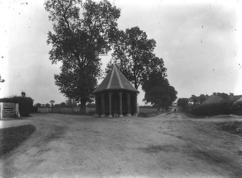 Then And Now: Jefferson's Well