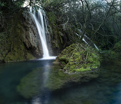Cascata della Migliorina - Gioiellino degli Iblei