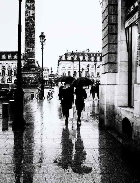 Paris, place Vendôme