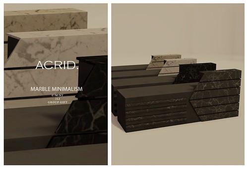 Acrid. @Group gift