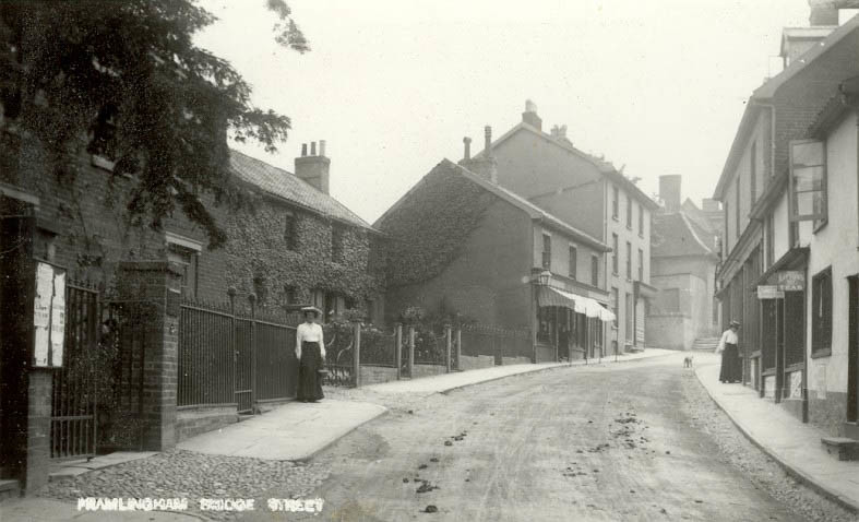 Then And Now: Bridge Street (date unknown)