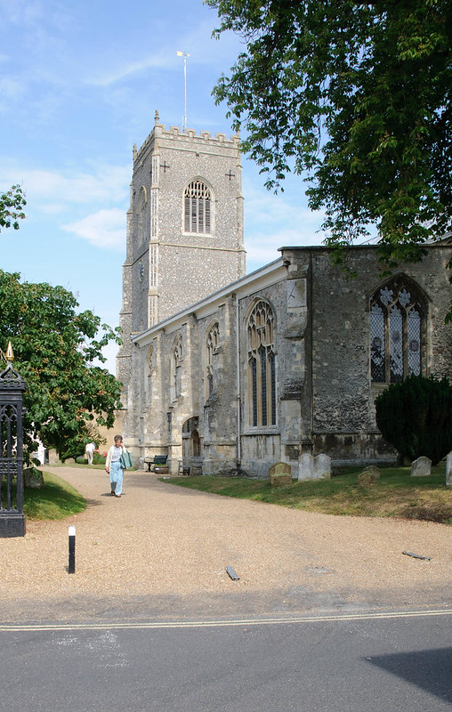 Then And Now: St Michael's Church, 2011