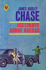 James Hadley Chase - Asesinato sobre ruedas (Diana)