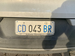 (I) CD043BR (BR: Luxembourg) closer view