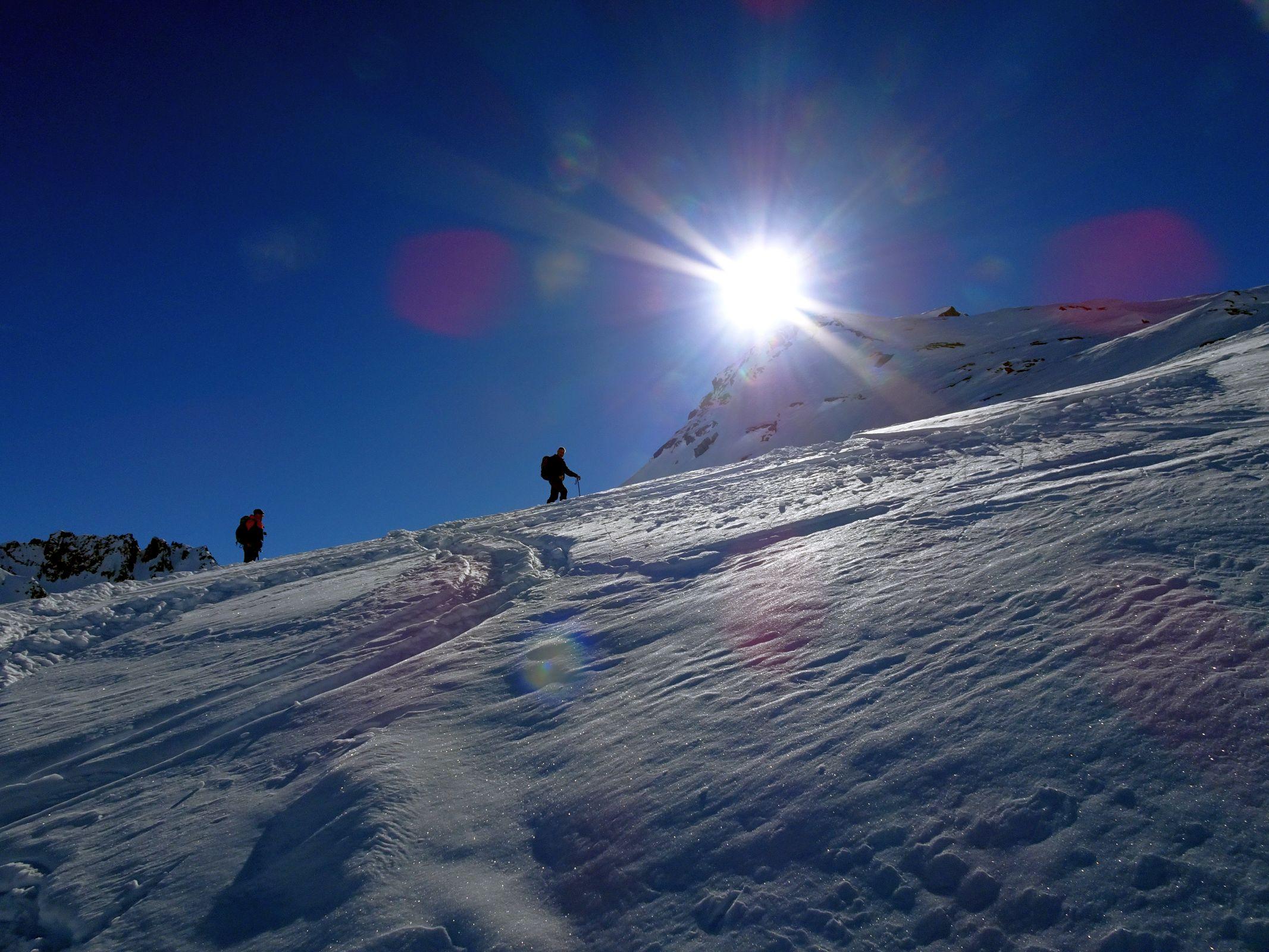 Skitour Schijenmänndli 20.02.2021
