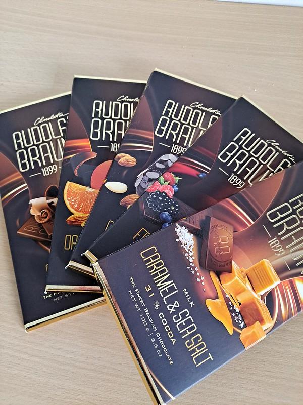 Chocolate belga de oferta