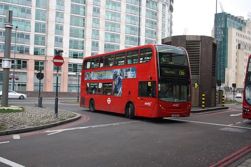 Abellio London 9502 LJ09OLT