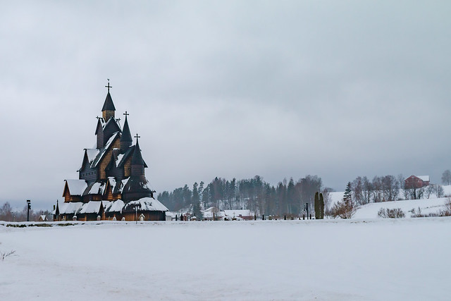 Wooden Church from 13th Century