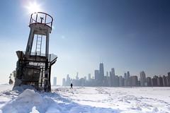 North beach, Chicago