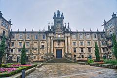 Santiago de Compostela - Monasterio de San Martín Pinario
