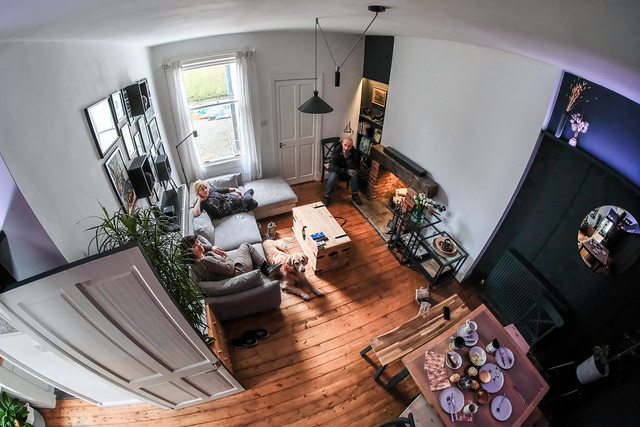 A room for living