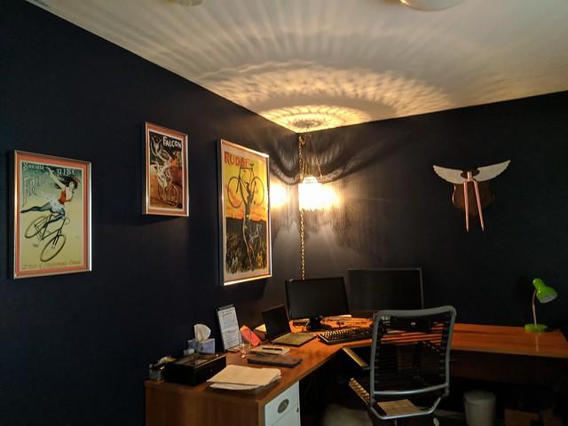 Office Redo: Desk Area