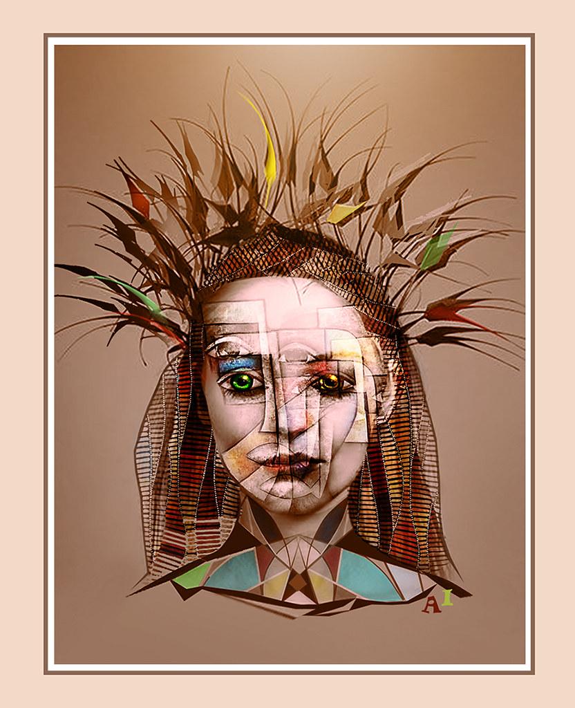 szamanka - shaman