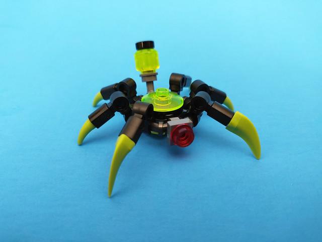 LEGO Monkie Kid Monkie Kid's Cloud Bike (80018)