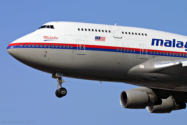 Malaysia Airlines - 9M-MPM - London Heathrow (LHR/EGLL)