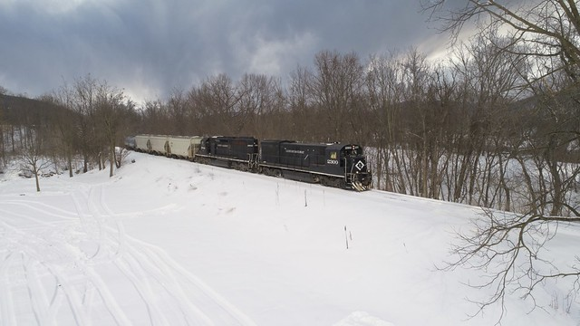 Lehigh Railway 2300