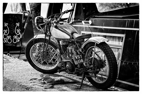 Bobber and Boat.. | by Harleynik Rides Again.