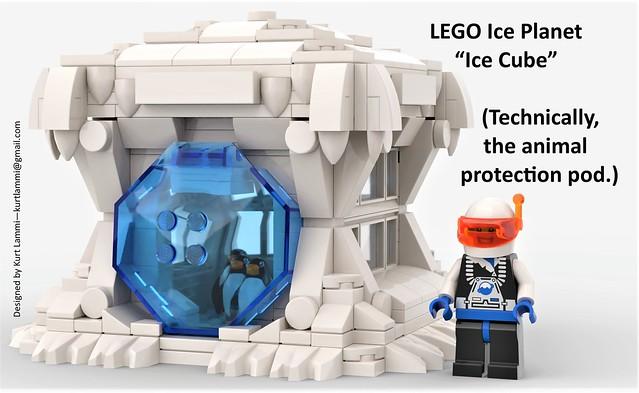 LEGO Ice Planet