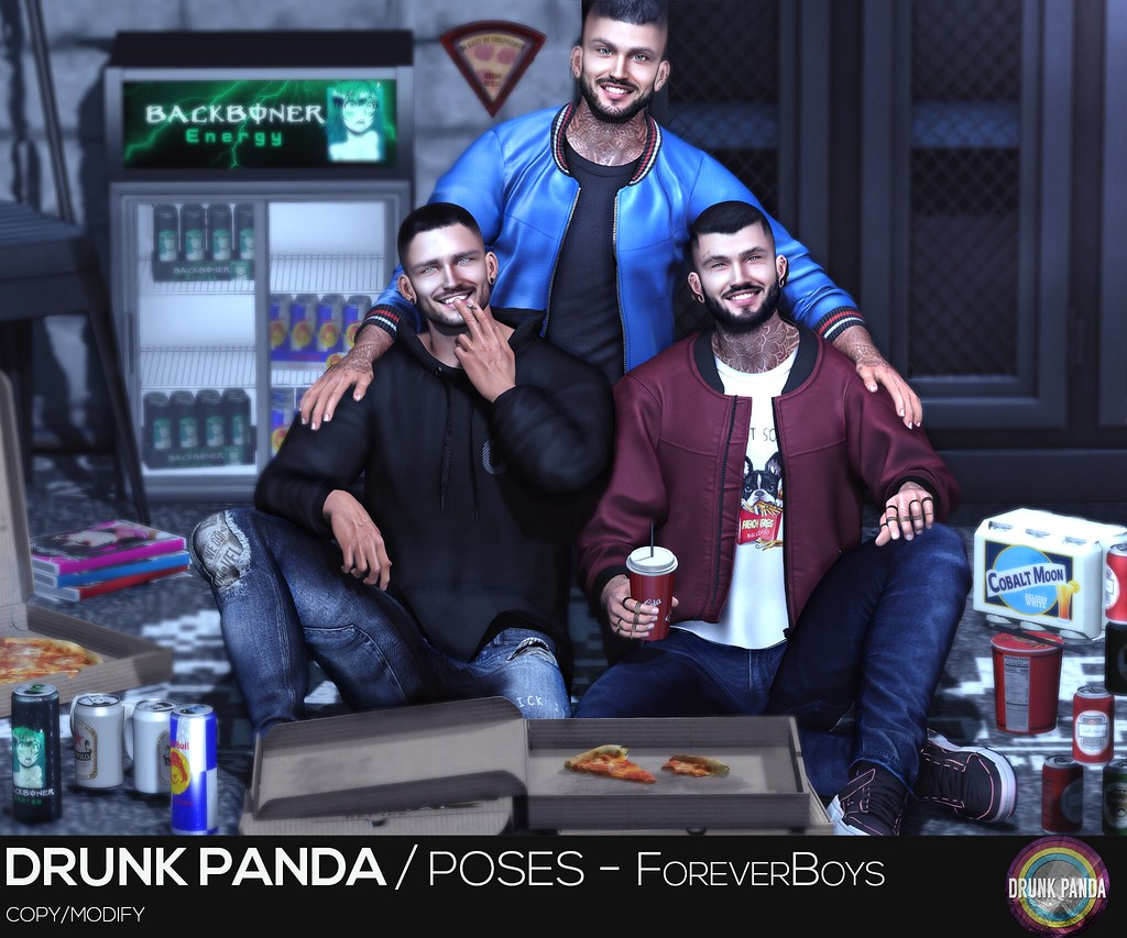 Drunk Panda - ForeverBoys