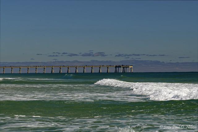 _PDN8011_Navarre Beach Fishing Pier, Navarre Beach, Florida