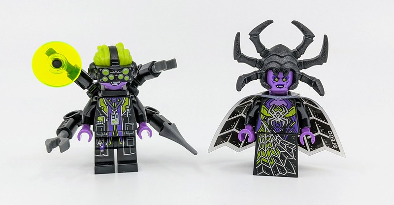 80022: Spider Queen's Arachnoid Base Set Review