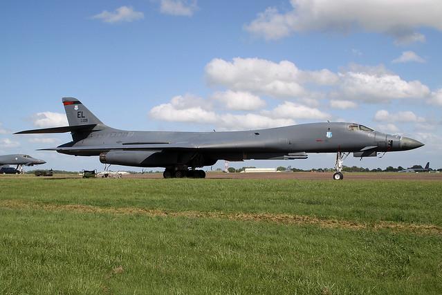 86-0139 - Rockwell B-1B Lancer