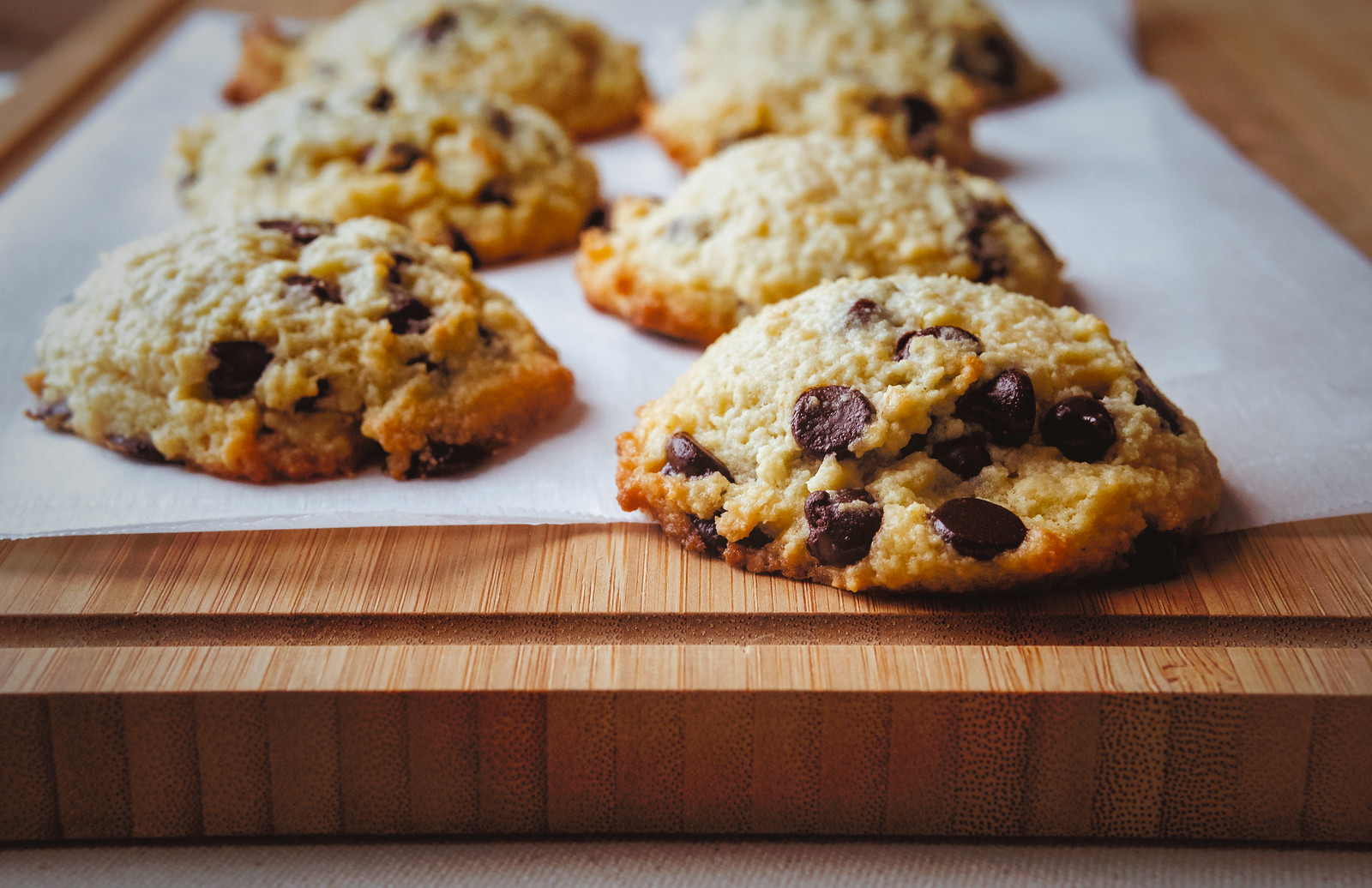 Recipe: Low Carbohydrate, Healthy Fat Chocolate Chip Cookies