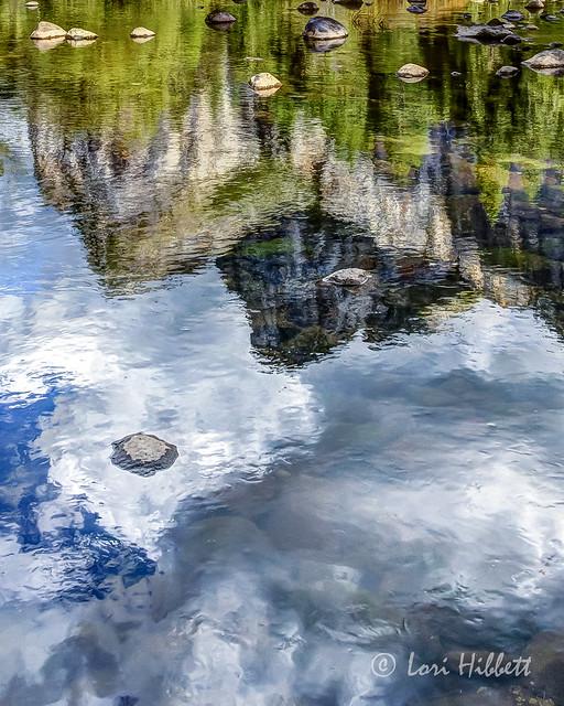 Yosemite Abstract