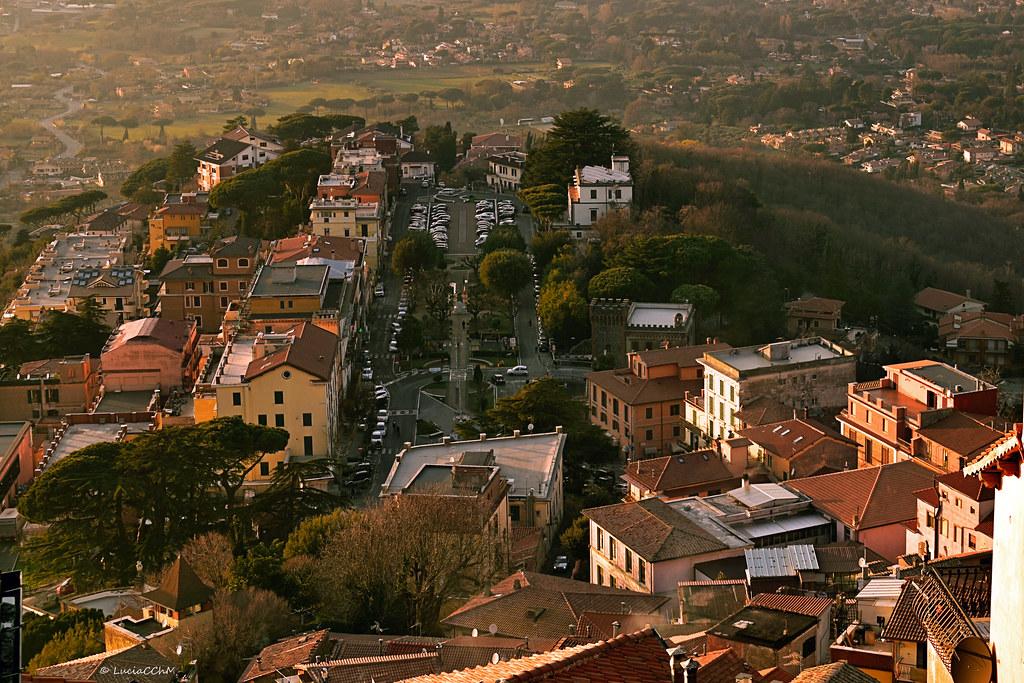 Castelli romani, my home, my city