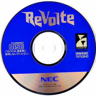 ReVolte cd label