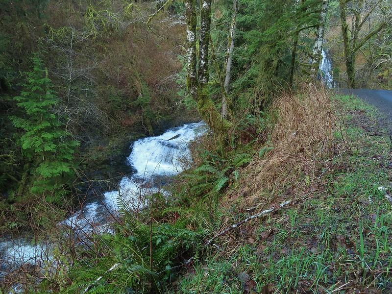 Falls on Fall Creek