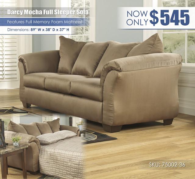 Darcy Mocha Full Sleeper Sofa_75002-38-35-EVR-SD