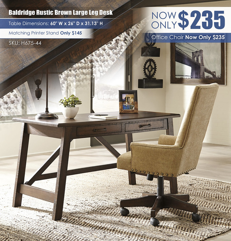 Baldridge Rustic Office Desk_H675-44_Updated