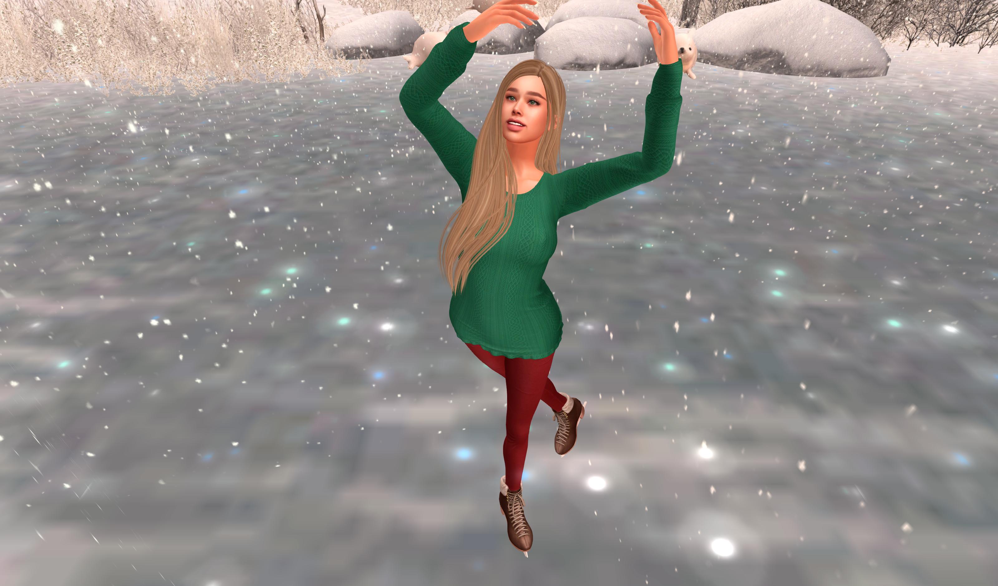 Skating Around