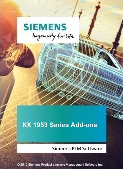 Siemens NX 1953 Series Add-ons x64 full
